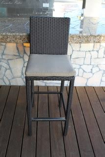Outdoor Bar Stools San Diego by Outdoor Bar Stools Alta Moderno Outdoor