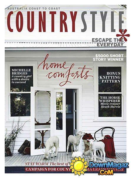 country homes interiors august 2016 187 download pdf magazines magazines commumity country style august 2016 187 download pdf magazines