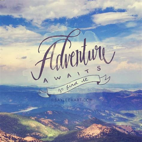 Adventure Awaits by New Adventure Quotes Quotesgram