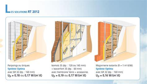 Isolation Plafond Rt 2012 by Isolation D Une Maison Rt2012 Notre Maison Rt2012 Par