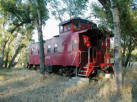 Tiny Houses For Rent Colorado by The Caboose