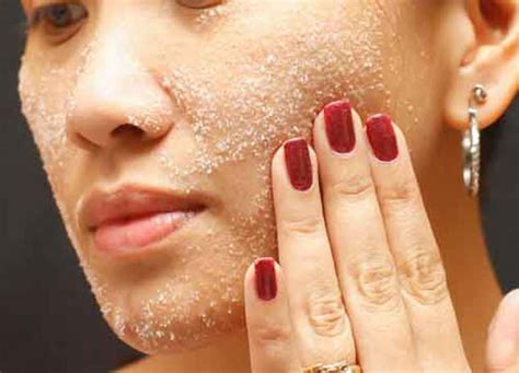 Manfaat Dan Setrika Wajah manfaat scrub gula dan cara membuatnya perawatan wajah