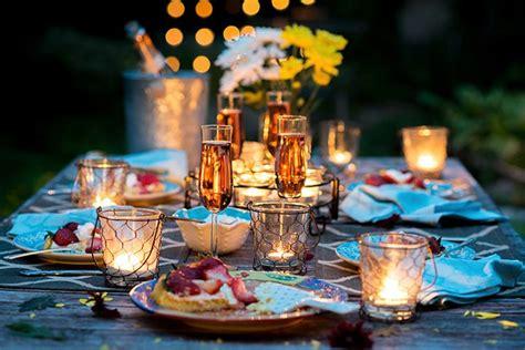 fancy place setting romantic dinner vday pinterest 16 romantic candle light dinner ideas that will impress