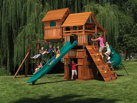 Post image for tips for creating a safe backyard playground
