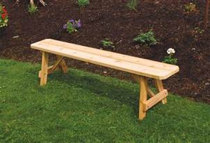 Wooden Bench For Garden Diy Outdoor Wood Bench Smart Diy Solutions For Renters