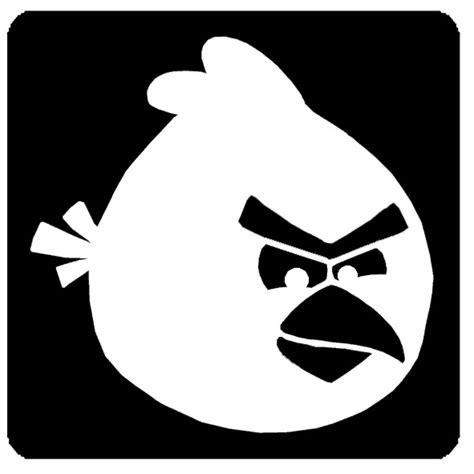 glittertattoo sjabloon quot angry birds quot traktatiecorner