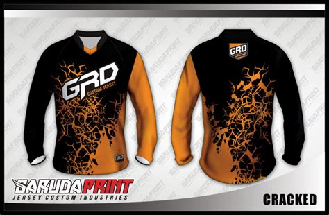 desain baju xtc koleksi desain jersey sepeda downhill 02 garuda print