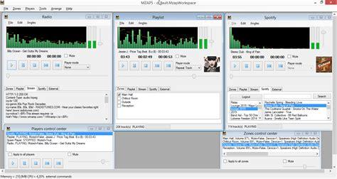 Multi Player Audio screenshots multi room audio player