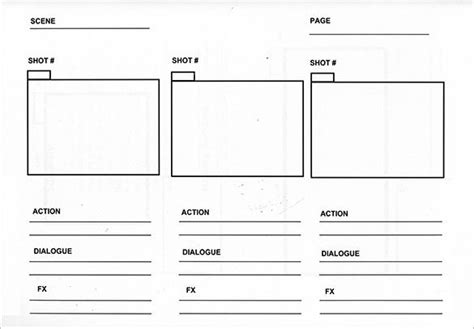 format audio visual storyboard format template frivkizi info
