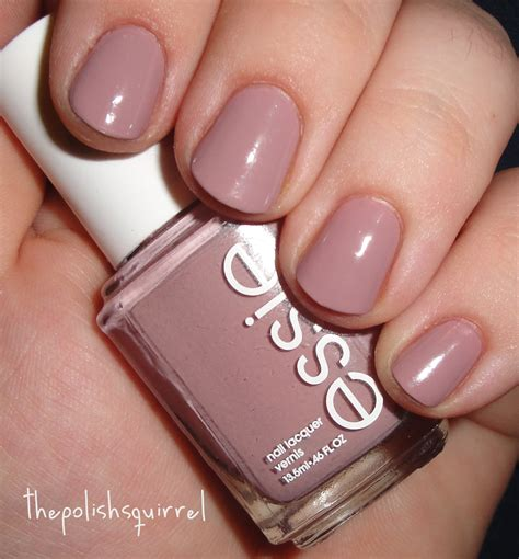 essie top colors neutral the polish squirrel