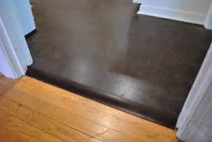 Hardwood Floor Transition How To Add Floor Trim Transitions And Reducers House