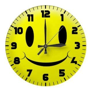 Cool Clock Faces retro smiley face t shirt funny cool tee 80s look on popscreen
