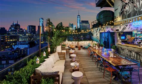Cafe Kitchen Design 10 Cool Boutique Hotels In Soho New York City