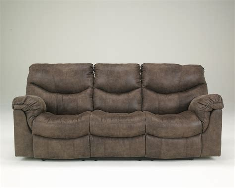 reclining loveseat fabric fabric reclining sofas