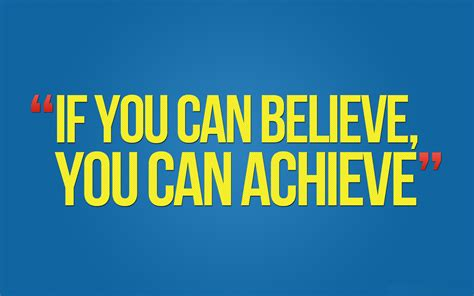 Believe You Can images 11 awesome effective motivational wallpapers