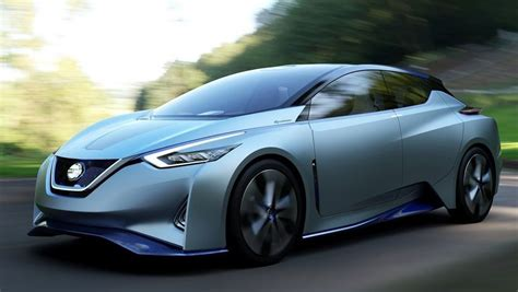 New Nissan 2018 Leaf by 2018 Nissan Leaf Specs Price Release Date