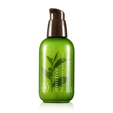Pelembab Innisfree produk perawatan kulit the green tea seed serum innisfree