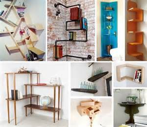 diy ideas clever corner shelving scraphacker