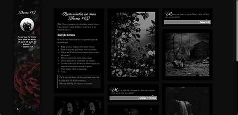 themes for tags tumblr grid theme on tumblr