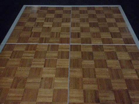 oak parquet wood dance floor amigo party rentals