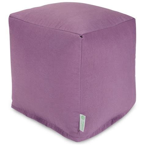 Small Cube Ottoman Majestic Home Goods Indoor Outdoor Small Cube Ottoman