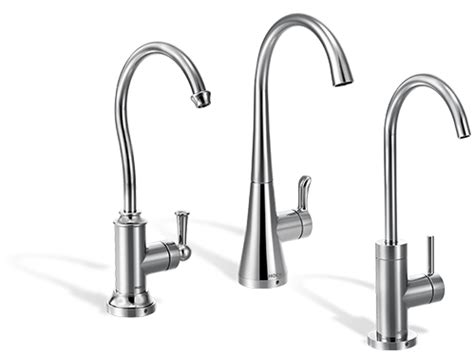 Moen Kitchen Faucet With Water Filter by Kitchen Water Filtration Cartridges Moen