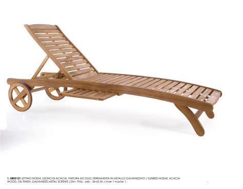 lettino giardino legno bizzotto lettino noemi regolabile giardino spiaggia legno