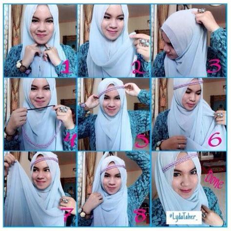 tutorial hijab modern ala dian pelangi video tutorial hijab modern ala dian pelangi model baru