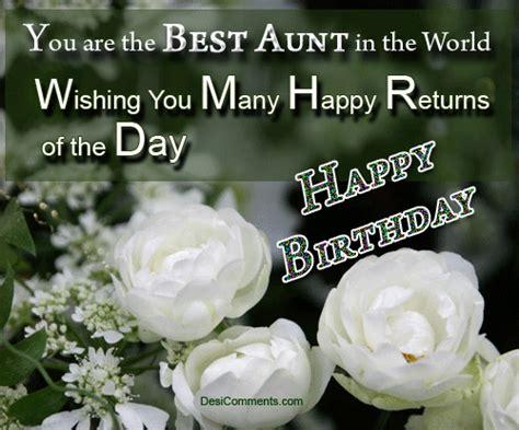 Happy Birthday Quotes For Aunts Happy Birthday Aunt Quotes Quotesgram