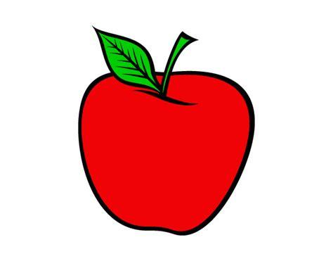imagenes animadas manzana dibujos de manzanas dibujos