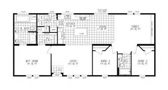 open floor plan farmhouse floor plan