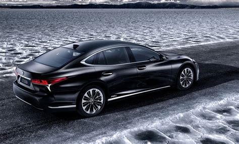 lexus luxury sedan 2018 lexus ls 500h hybrid luxury sedan to debut at geneva show