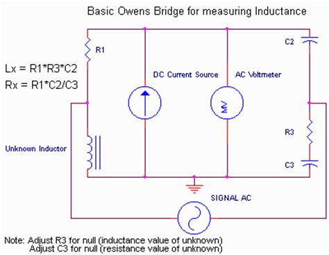 inductance measurement using bridge the inductance bridge construction project part 1