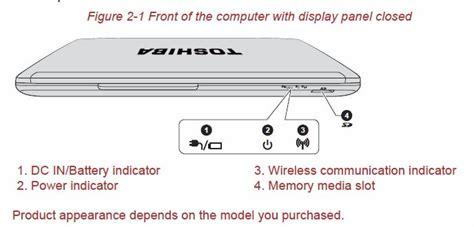 enable wi fi   toshiba satellite laptop