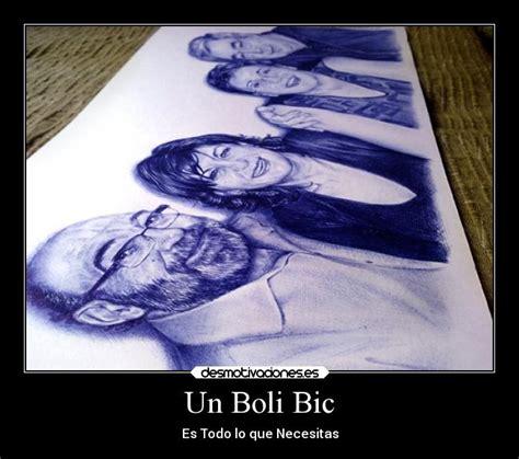 dibujos realistas boli bic im 225 genes y carteles de boligrafo desmotivaciones
