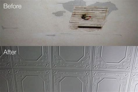 cover popcorn ceiling with tiles aecinfo news covering popcorn ceilings with styrofoam