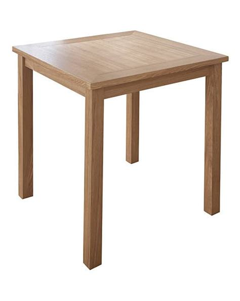 Oakland Dining Square Dining Table J D Williams Table Oakland