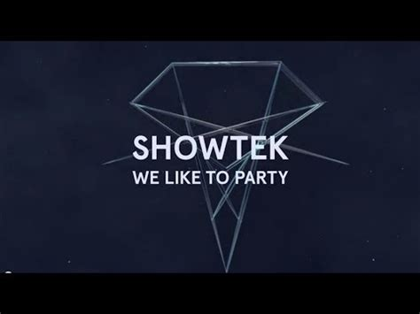 showtek mp showtek we like to party original mix youtube