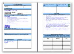 Electrical Installation Method Statement Template Free by Block And Beam Flooring Method Statement