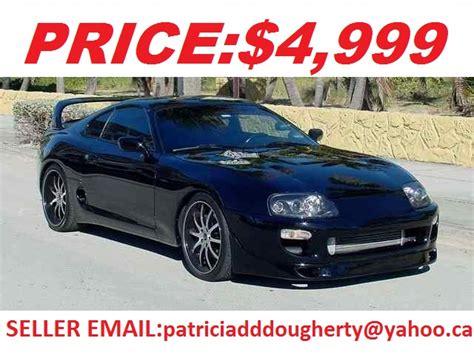 Toyota Supra For Sale In California Turbo Toyota Supra For Sale In Los Angeles California