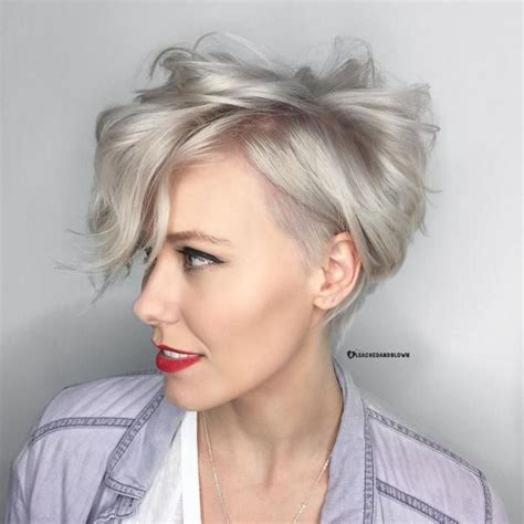 blonde bob undercut 25 best ideas about undercut pixie haircut on pinterest