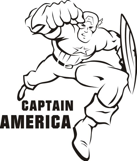 coloring pages for captain america free coloring pages of captain america symbol
