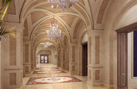 collection my palace house interior new french luxury villa palace style corridor interior design