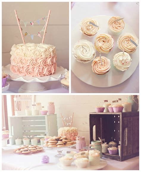 kara s party ideas shabby chic vintage 1st birthday party