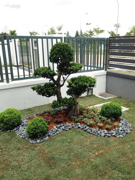 classic modern exterior garden semi detached design ideas