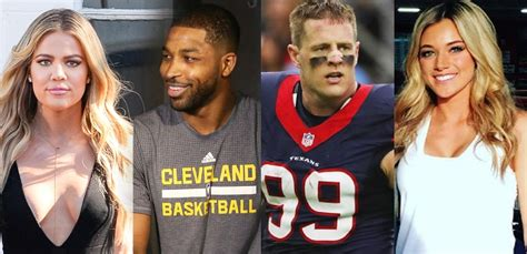 Rep Accidentally Confirms Watts Pregnancy by Jordy Craig Shows Baby Bump Jj Watt Confirms