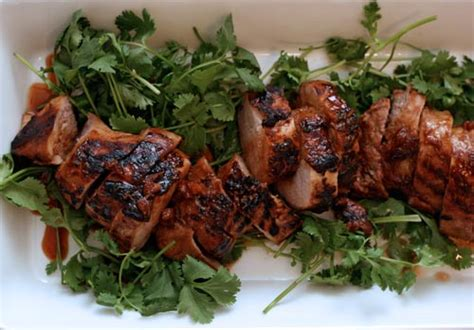 dinner tonight soy marinated grilled pork tenderloin recipe serious eats