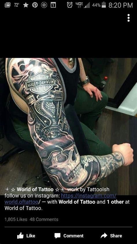 Tattoo Oberarm Motorrad by Tattoo Tattoos Pinterest Motorrad Tattoos Tattoo