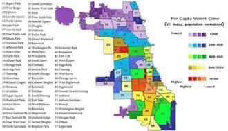 chicago crime map 2016 uptown chicago violence newhairstylesformen2014