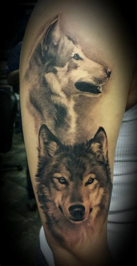 cool wolf design teil 9 tattooimages biz